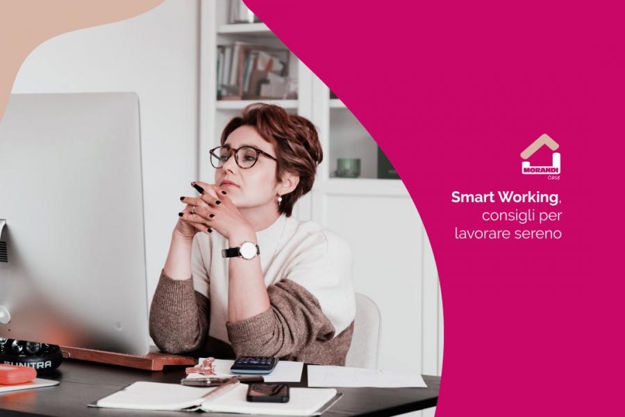 Smart Working, consigli per lavorare sereno